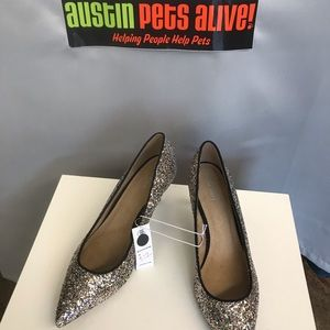 Old Navy sparkly shoes with new with tags